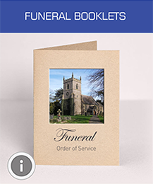 Funeral Booklet Printing
