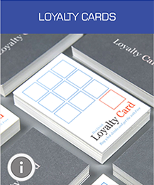Loyalty Card Printing