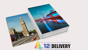Leaflet Printing in 12 hours