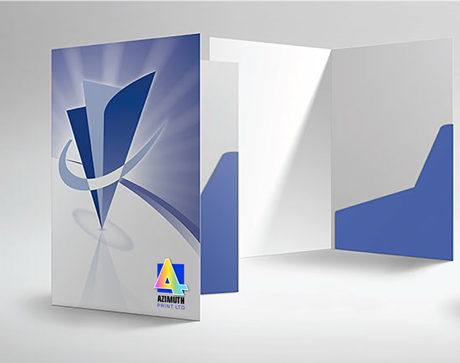 Single Sided Folders